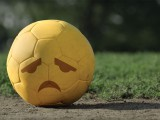 """Zulu's latest work for ParticipAction shows forgotten sport balls with sad emoji faces and ends with the surprising call to action """"Don't visit our website."""""""