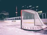 """Molson's rooftop skating drew some star power, bringing the """"Anything For Hockey"""" campaign to new heights."""