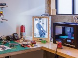 Without the time-sheet model, employees are encouraged to spend time in the Anomaly Innovation Lab where they get to play with 3D scanners, 3D printers, VR gadgets, tools and tech.