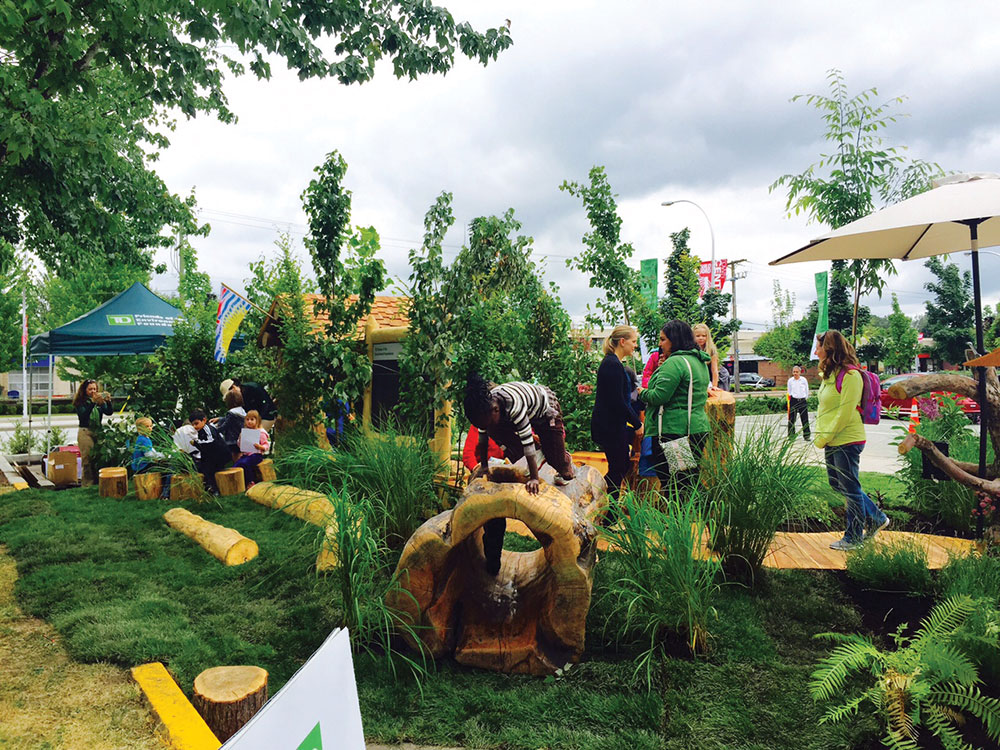 The pop-up parks for TD's FEF charity were so effective, in one year the campaign achieved a double digit lift in donations from over the past 25 years combined.