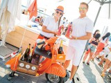 One of the most popular cocktail brands in the world had little to no awareness in Canada. A Vespa turned sampling cart traversed 2.3km of patio space across the country, while a customer built Rube Goldberg clock demonstrated it was time for Canada to get serious about the drink.
