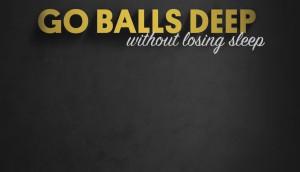 AHS_BallsDeep Poster