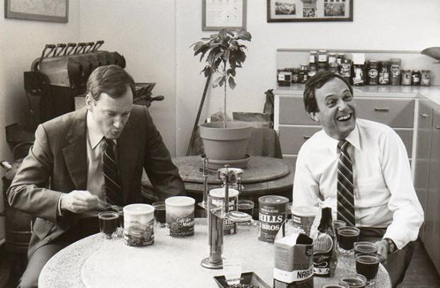 Hugo Powell & John Bell 1980