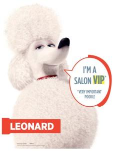 PetSmart Secret Life of Pets.Leonard In-store
