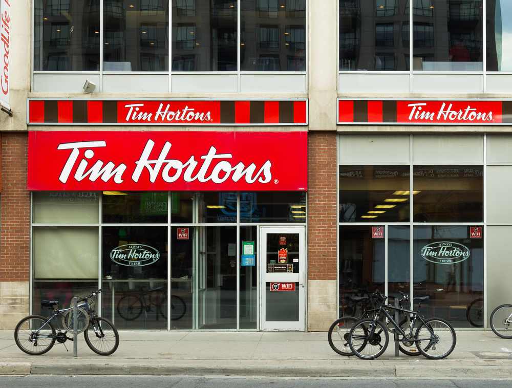 strategy tim hortons If you pass tim hortons if tim hortons can be founded in back land then it matches a market penetration strategy the first tim hortons restaurants the success of tim hortons is a typical example to explain formulating marketing strategies and action plans.
