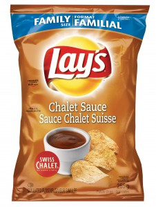 PepsiCo Canada-Lay-s- and Swiss Chalet- team up to create the ul