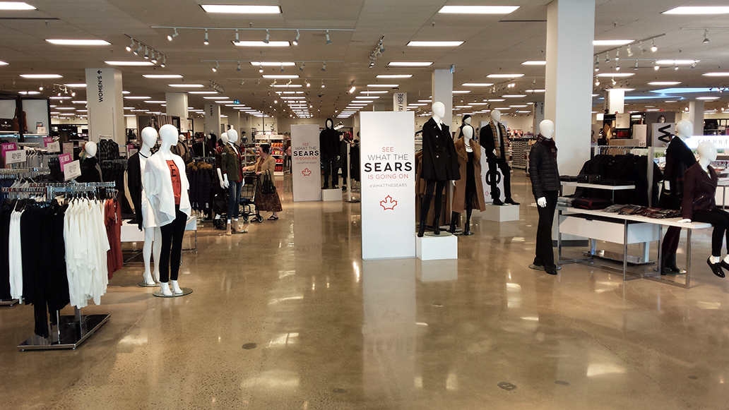 Sears Unveils 2 0 Store 187 Strategy