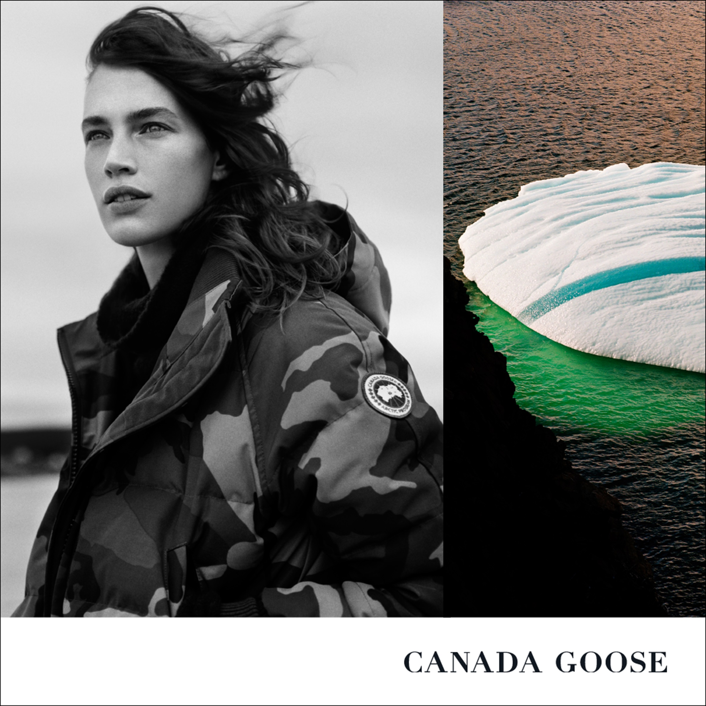 Canada Goose down replica discounts - Canada Goose keeps it out there ? strategy