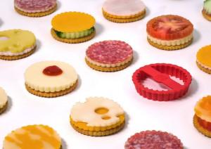 Ritz Cookie Cutter