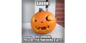 Save the Pumpkin