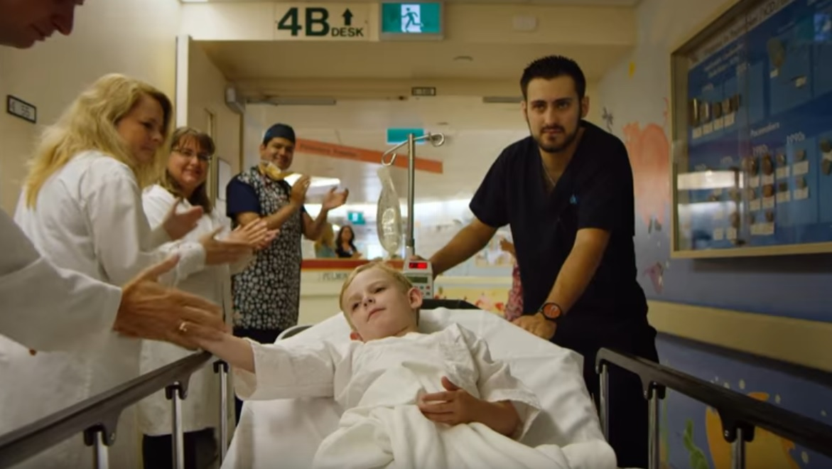 November 2016 Calendar Kids : Sickkids gives it for donors strategy