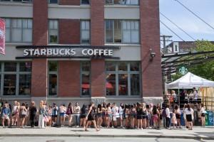 Starbucks Add Sparkle