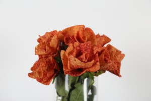 Doritos Ketchup Roses