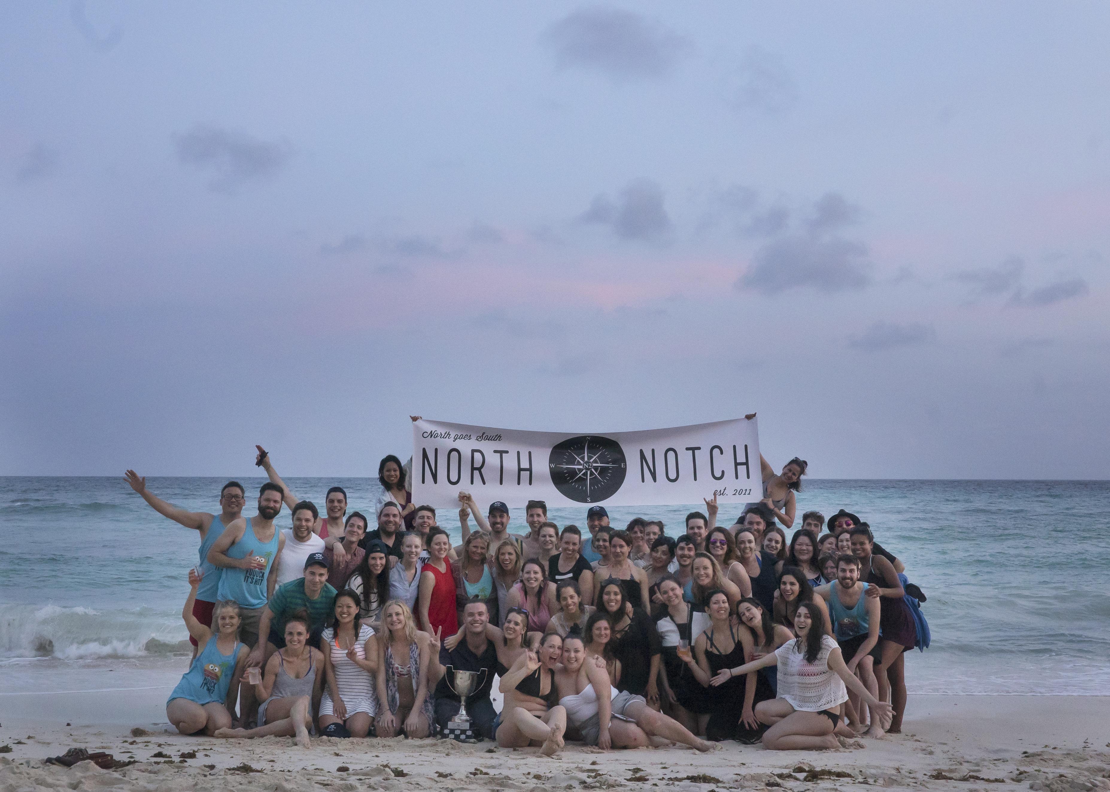 North Strategic group photo
