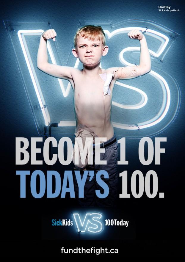 SickKids VS 100 Today_Hartley