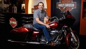 Inaki Isusi- Managing Director of Harley-Davidson Canada