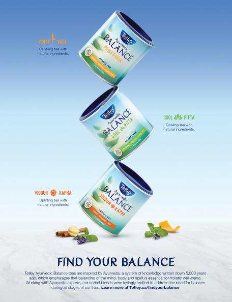 Tetley Ayurvedic Balance Ad