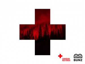 Canadian Red Cross and Bunz