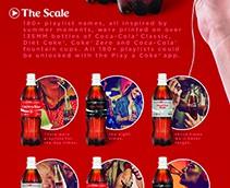 Play a Coke - The Hive