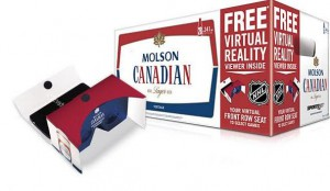 Copied from Media in Canada - molsonVR