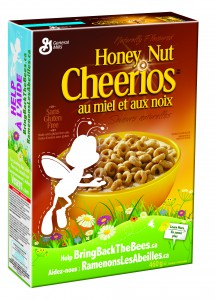 Honey Nut Cheerios - 2017 Bring Back the Bees Package