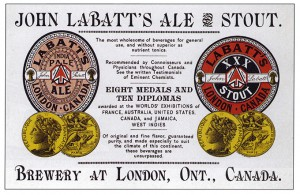 Historic Labels Ad