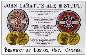 Historic Labels Ad