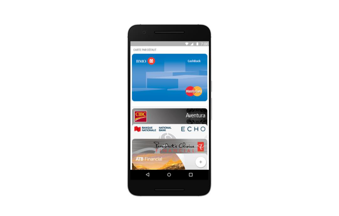 Android Pay launches in Canada » Lucky Palace Online Games Download