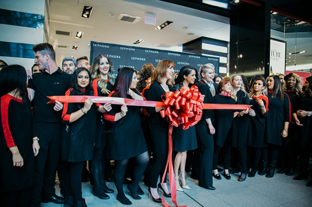 Toronto EC_Meghan Markle_Ribbon Cutting Ceremony