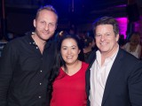 From left to right: Matthew McKenzie, General Manager of Kijiji; Rachel Lee, Head of B2B Marketing at Kijiji; Alan Maitland, Head of Display, Jobs and Real Estate at Kijiji.