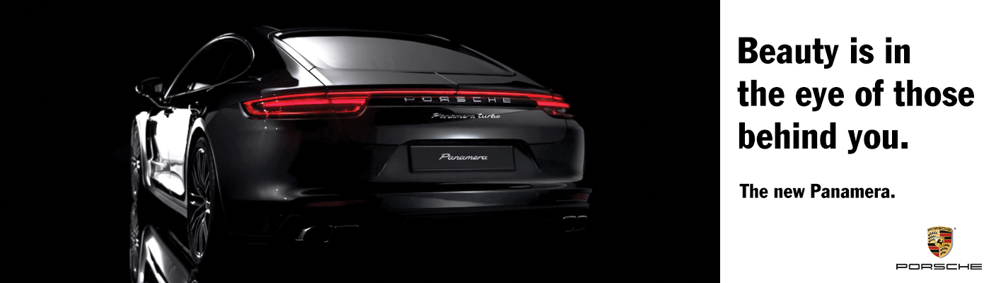 Porsche kicked off 2017 with the second-generation Panamera – focused on its design, technology, and performance, selling it as the new standard of sedans.