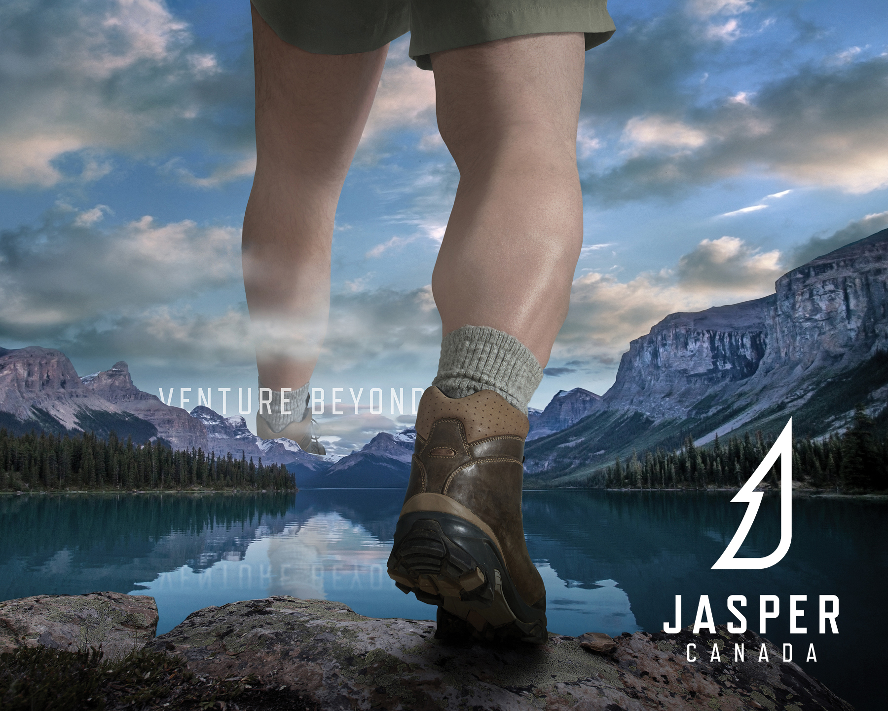 Sometimes the best experiences are out of town – even if that town is in the beautiful Rockies. On the insight that people who ventured beyond Jasper's borders had a better experience, C&B created an entirely new brand platform for the tourism board, which has since been adopted by other partners in the Alberta destination.
