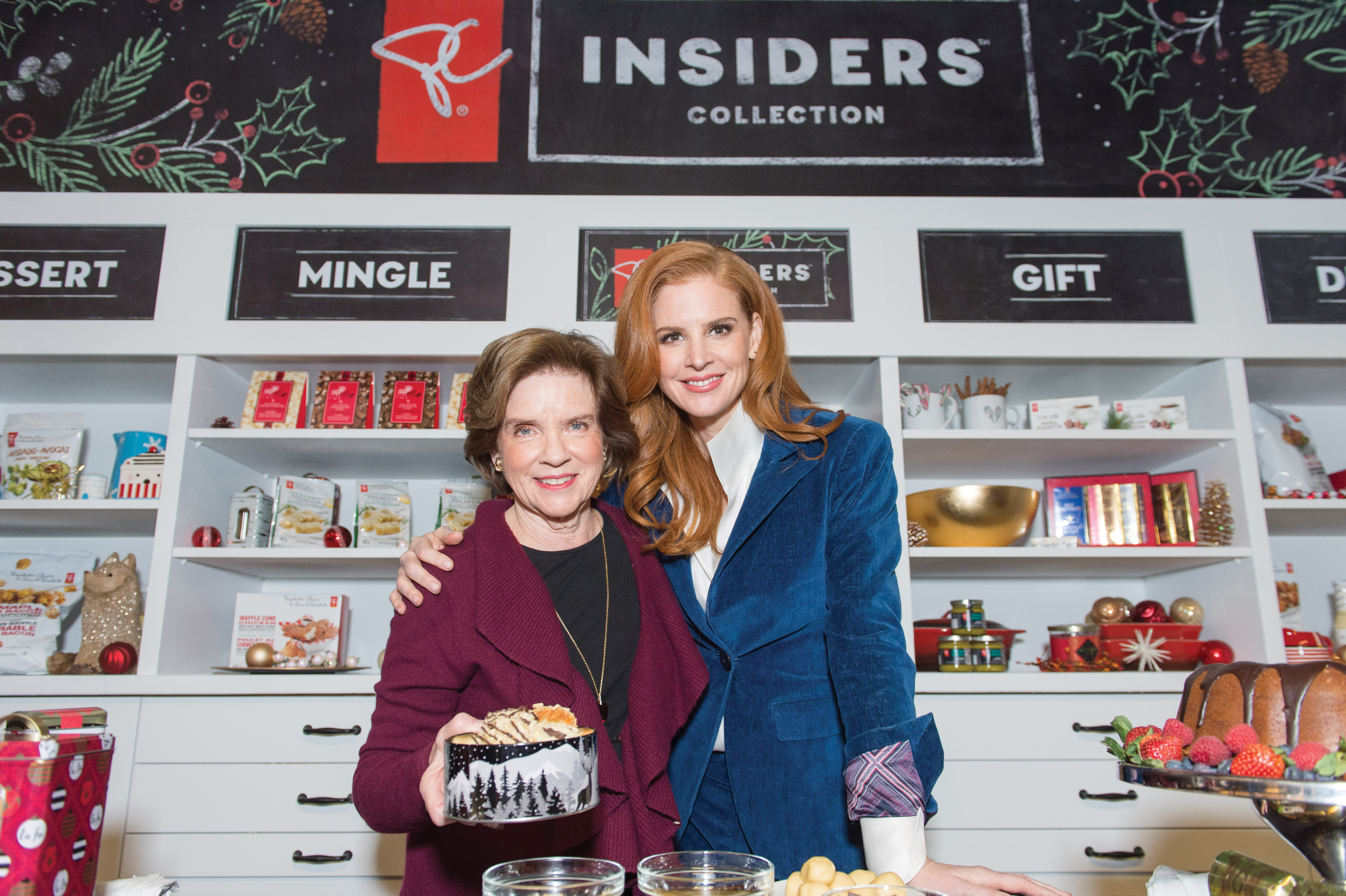 Tapping into the insight that holidays are full of long-held traditions, but also opportunities to create new ones, President's Choice and Citizen partnered with actress Sarah Rafferty and her mom, to show off how Canadians could reimagine their own holiday habits.