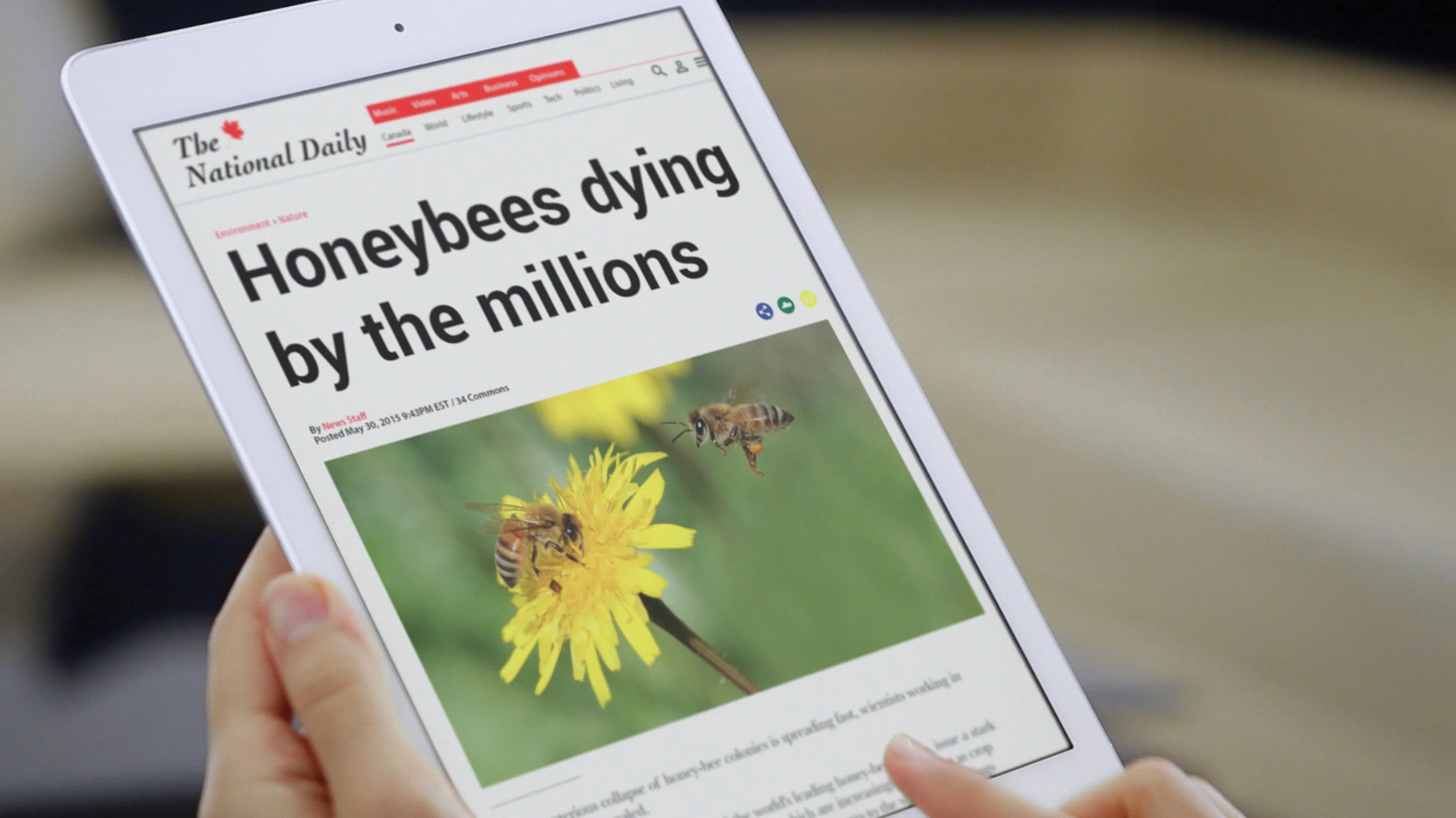 To help consumers connect with Cheerios again, Cossette and General Mills did the unthinkable: They pulled Buzz the bee from the box to help people realize the impact of a declining bee population.