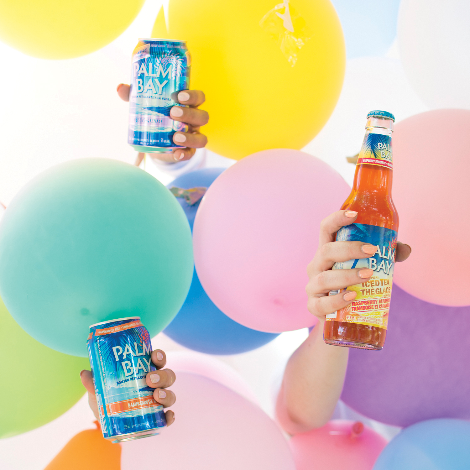 To change perceptions and boost sales for a category leading brand, High Road invited influencers to create their own Palm Bay-inspired shindigs with friends.
