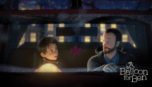 "Zulu Alpha Kilo and Cineplex's animated short ""A Balloon for Ben"" hit all the right festive notes and was named one of the best holiday ads of the year by Huffington Post."