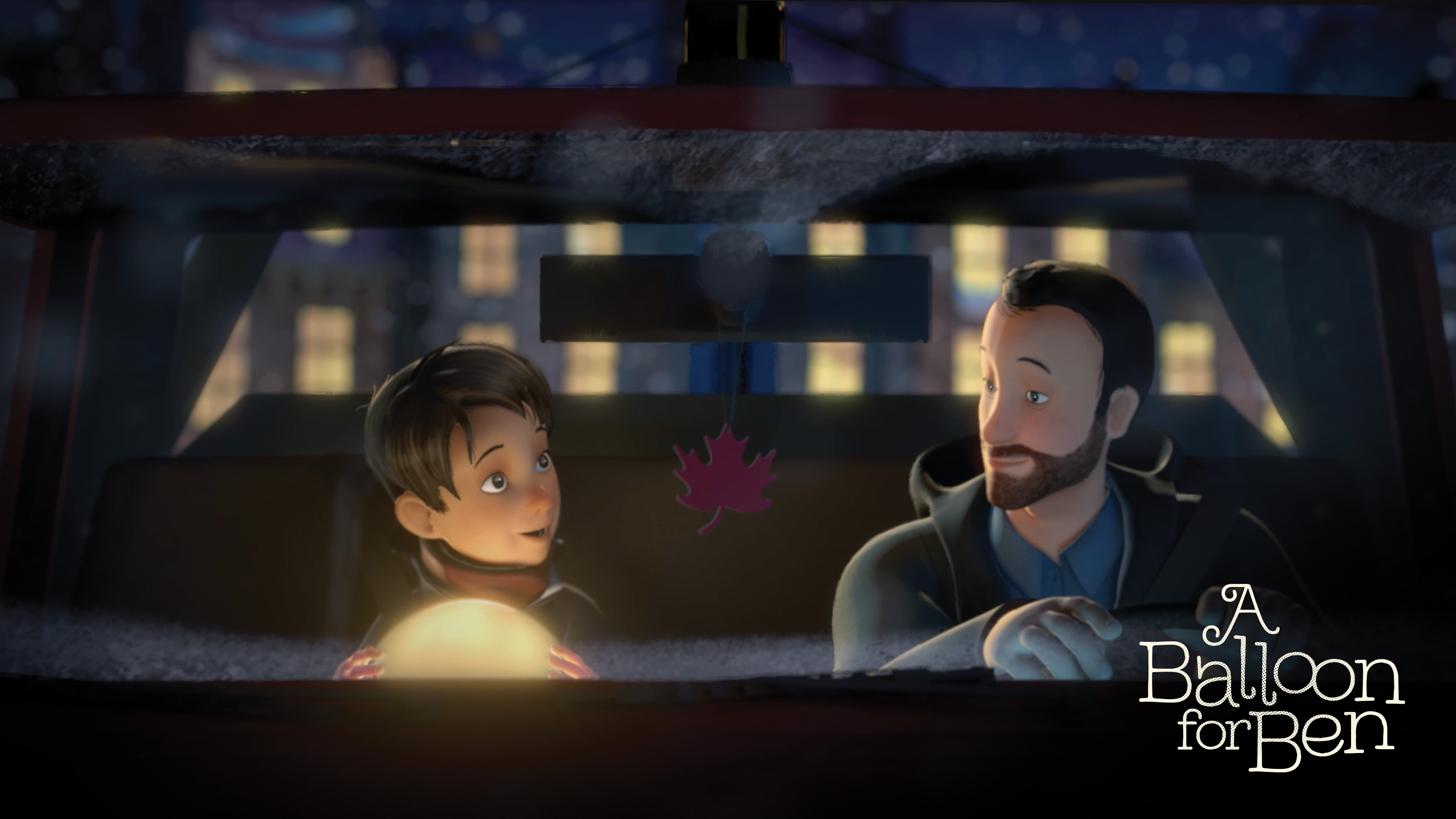 """Zulu Alpha Kilo and Cineplex's animated short """"A Balloon for Ben"""" hit all the right festive notes and was named one of the best holiday ads of the year by Huffington Post."""