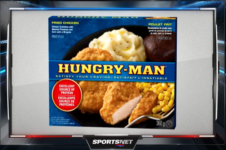 Hungry Man Sportsnet 1