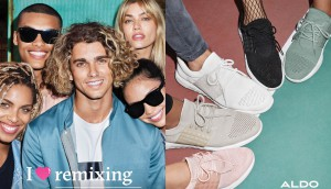 ALDO Group-Aldo celebrates individuality and love through its fa