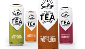 Sun-Rype Products Ltd--SunRype Debuts a Refreshing New Tea Lineu