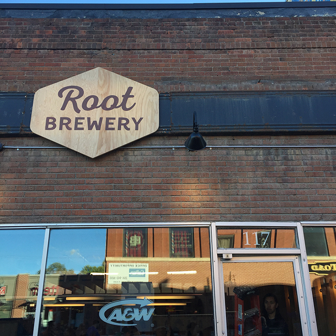 Root Brewery 1