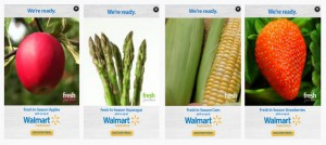 Walmart Mobile Beacon Campaign