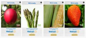 Walmart Mobile Beacon Campaign