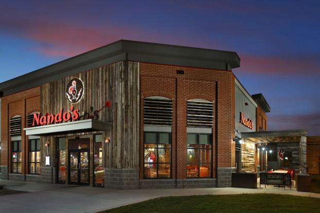 Nando's, Etobicoke, Ontario, Canada, 11/5/15.