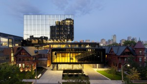 Rotman in the Fall