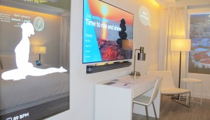 Marriott - IoT Room 1