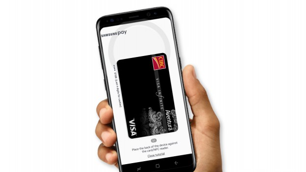 Samsung Pay opens to Scotiabank, ATB customers » strategy