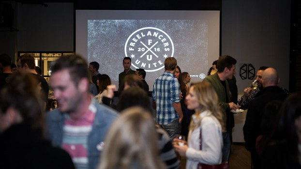 COOPxFreelancers Unite 2016 Snapshot