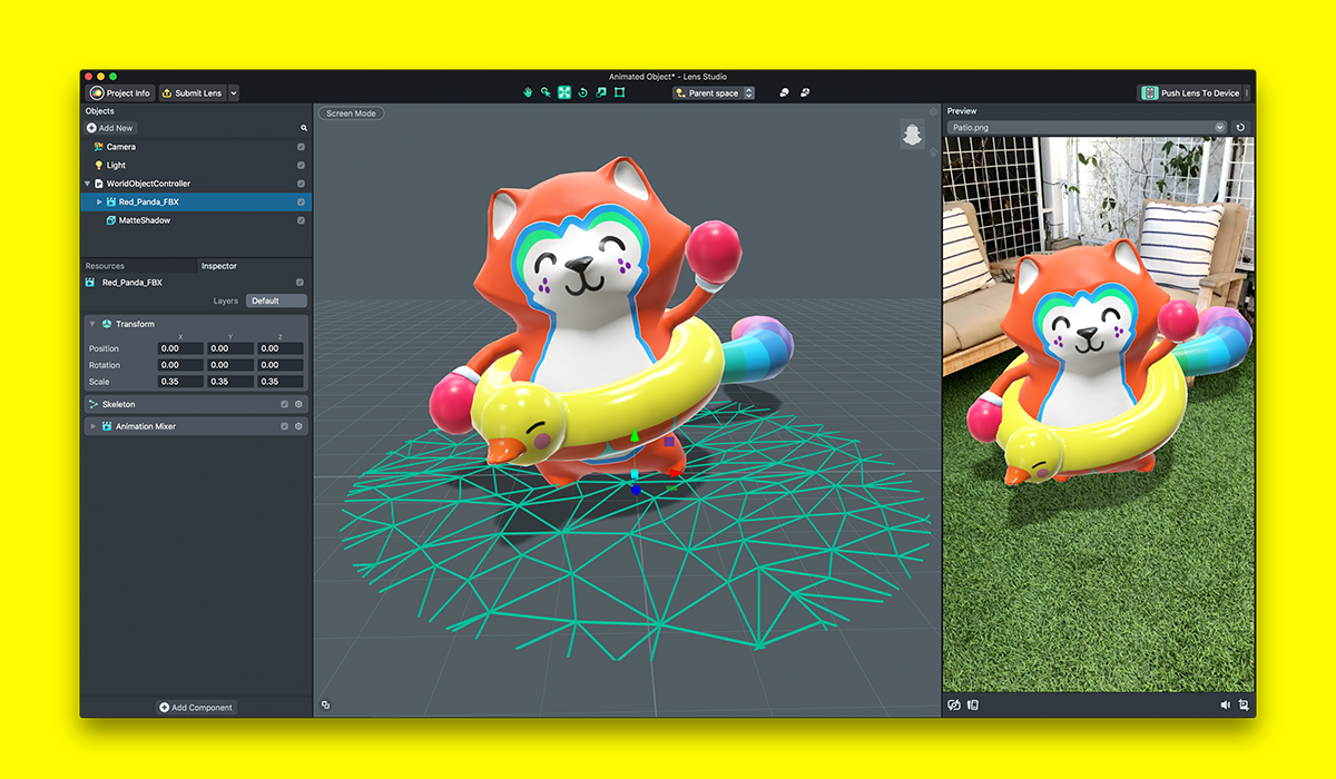 Snapchat opens up its AR capabilities