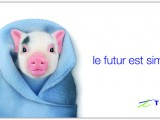 """Future simple"" (Telus) 2004"